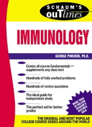 Schaum's Outline of Immunology ebook by George Pinchuk
