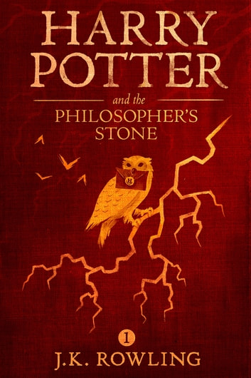 Harry Potter and the Philosopher's Stone ebook by J.K. Rowling,Olly Moss