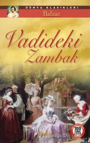 Vadideki Zambak ebook by Honore de Balzac