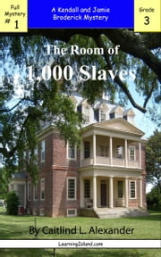 The Room of 1,000 Slaves: A Full-length Broderick Mystery ebook by Caitlind L. Alexander