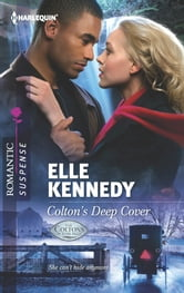 Colton's Deep Cover ebook by Elle Kennedy