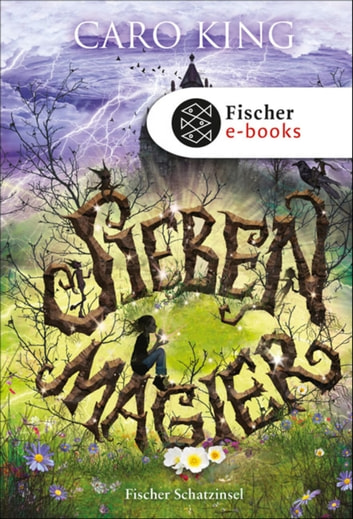 Sieben Magier ebook by Caro King