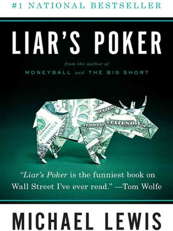 Liar's Poker ebook by Michael Lewis