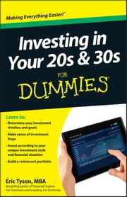 Investing in Your 20s & 30s For Dummies ebook by Eric Tyson