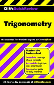 CliffsQuickReview Trigonometry ebook by Kobo.Web.Store.Products.Fields.ContributorFieldViewModel