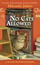 ebook No Cats Allowed de Miranda James