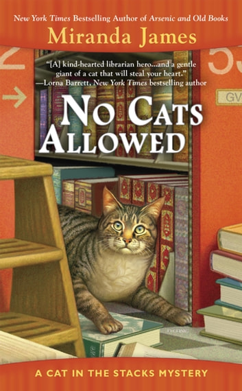 No Cats Allowed ebook by Miranda James