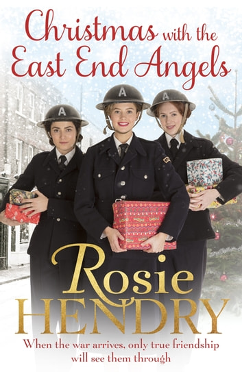 Christmas with the East End Angels ebook by Rosie Hendry