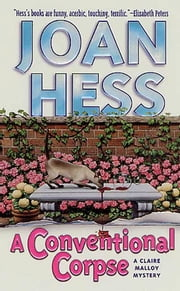 A Conventional Corpse - A Claire Malloy Mystery ebook by Joan Hess