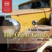 The Great Gatsby audiobook by F. Scott Fitzgerald