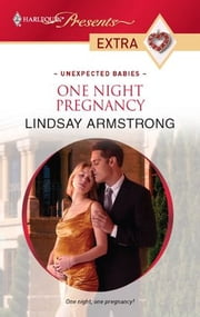 One Night Pregnancy ebook by Lindsay Armstrong