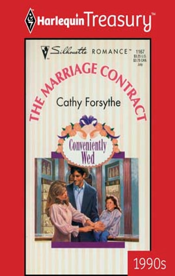 The Marriage Contract ebook by Cathy Forsythe