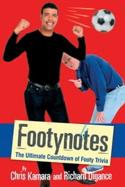 Footynotes ebook by Chris Kamara