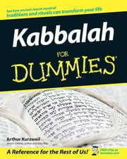 Kabbalah For Dummies ebook by Arthur Kurzweil