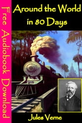 Around the World in 80 Days - [ Free Audiobooks Download ] ebook by Jules Verne