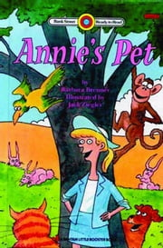 Annie's Pet ebook by Brenner, Barbara