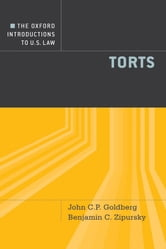 The Oxford Introductions to U.S. Law: Torts ebook by John C.P. Goldberg,Benjamin C. Zipursky