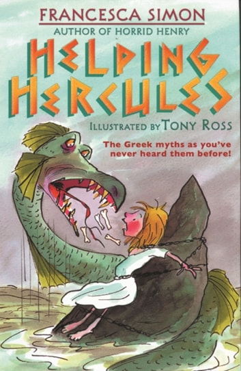 Helping Hercules ebook by Francesca Simon