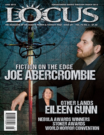Locus Magazine, Issue 641, June 2014 ebook by Locus