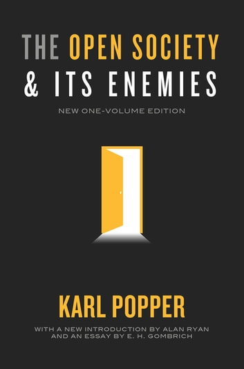 The Open Society and Its Enemies ebook by Karl R. Popper,E. H. Gombrich
