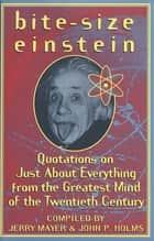 Bite-Size Einstein ebook by Albert Einstein