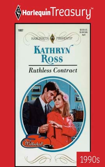 Ruthless Contract ebook by Kathryn Ross
