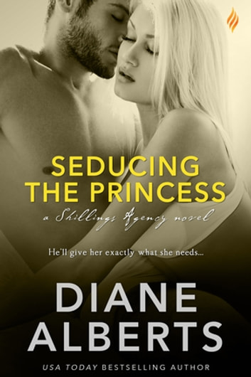 Seducing the Princess ebook by Diane Alberts