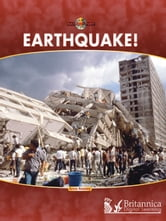 Earthquake! ebook by Anne Rooney