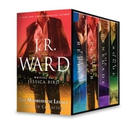 J. R. Ward The Moorehouse Legacy Complete Collection - The Rebel\The Player\The Renegade\The Rogue ebook by J. R. Ward