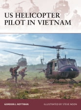 US Helicopter Pilot in Vietnam ebook by Gordon L. Rottman