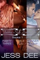 Sunday Night Dinner Club: Box Set (Books 1-3) ebook by