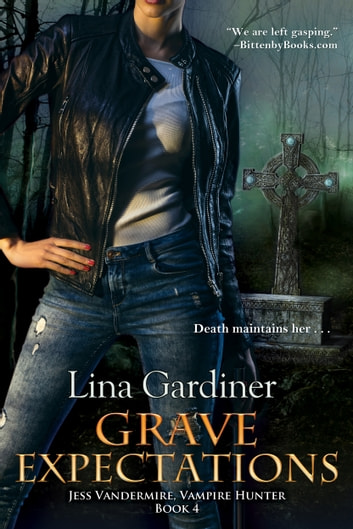 Grave Expectations ebook by Lina Gardiner