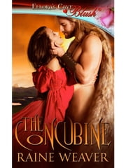 The Concubine ebook by Raine Weaver
