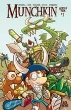 Munchkin #1 ebook by Tom Siddell, Jim Zub, John Kovalic,...