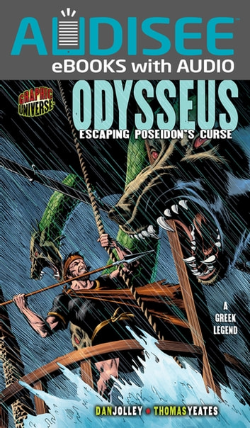 Odysseus - Escaping Poseidon's Curse [A Greek Legend] ebook by Dan Jolley