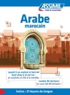Arabe marocain - Guide de conversation ebook by Michel Quitout