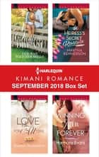 Harlequin Kimani Romance September 2018 Box Set - An Anthology ebook by Deborah Fletcher Mello, Kianna Alexander, Martha Kennerson,...