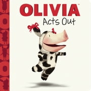 OLIVIA Acts Out - with audio recording ebook by Jodie Shepherd,Patrick Spaziante