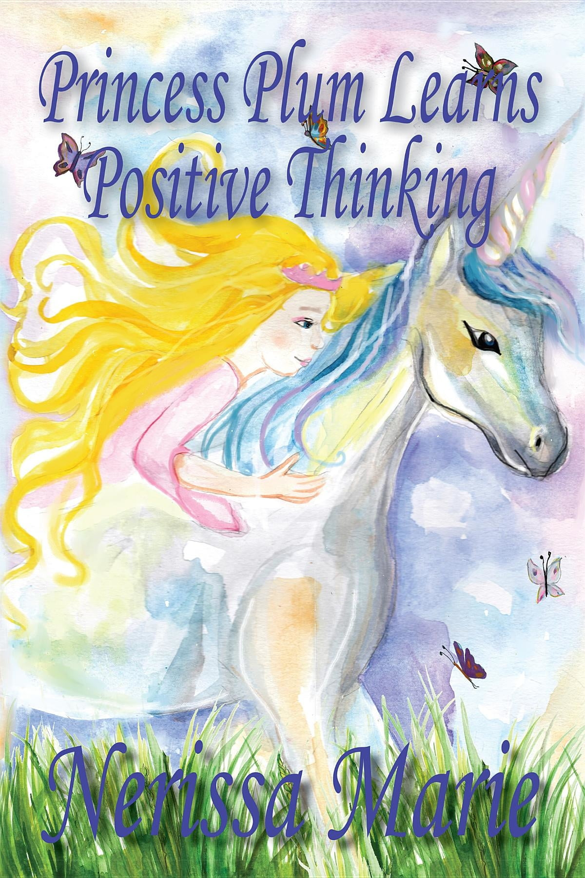 Princess Plum Learns Positive Thinking (Inspirational Bedtime Story for  Kids Ages 2-8, Kids Books, Bedtime Stories for Kids, Children Books,  Bedtime