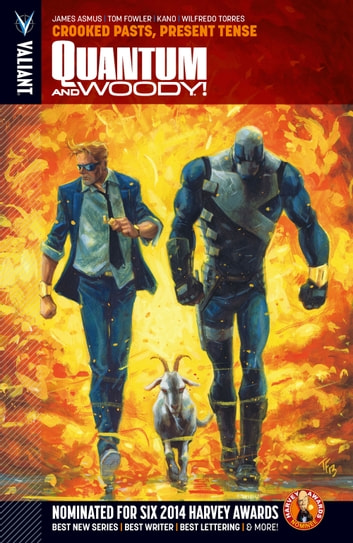 Quantum and Woody Vol. 3: Crooked Pasts, Present Tense ebook by James Asmus,Tom Fowler,Kano,Wilfredo Torres,Erica Henderson,Joseph Cooper