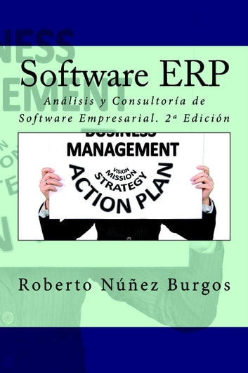 Software ERP - Análisis y Consultoría de Software Empresarial ebook by Roberto Núñez