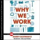 Why We Work audiobook by Barry Schwartz