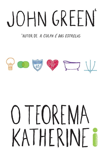 O teorema Katherine ebook by John Green