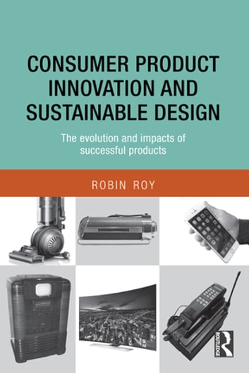 Consumer product innovation and sustainable design ebook for Consumer product design companies