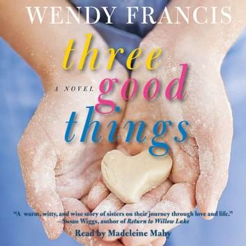 Three Good Things Audiobook By Wendy Francis 9781442355835