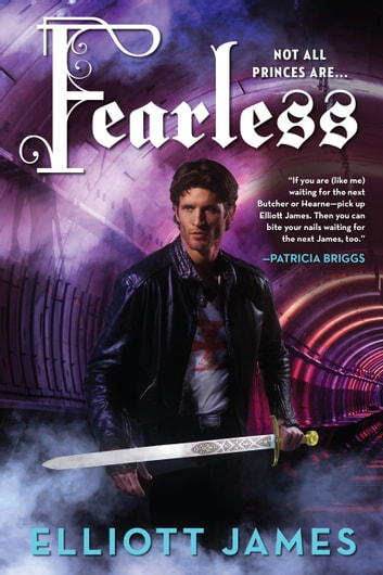 Fearless ebook by Elliott James