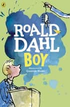 Boy ebook by Roald Dahl