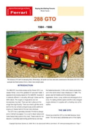 Ferrari 288 GTO ebook by Mellor, Chris