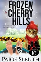 Frozen in Cherry Hills - An Amateur Sleuth Cat Cozy Mystery ebook by Paige Sleuth