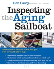Inspecting the Aging Sailboat ebook by Don Casey